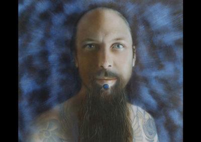 Weaver_Portrait of a Mystic