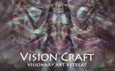 Vision Craft: Mischtechnik painting and symbol magic