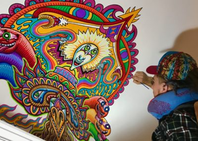 Chris Dyer's Artwork