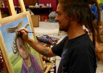 positive-visions-retreat-adam-scott-miller-chrisdyer-art-painting-course-byron-bay-39