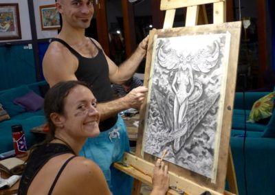 positive-visions-retreat-adam-scott-miller-chrisdyer-art-painting-course-byron-bay-42