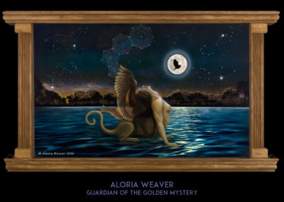 Aloria Weaver's Art Work
