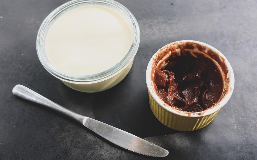 Homemade Vegan Butter + Vegemite