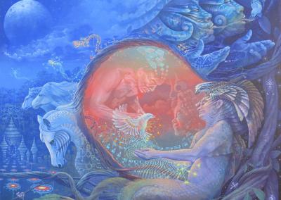 de los cielos ayahuasca